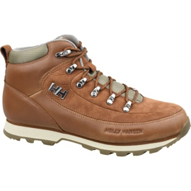 Sapatos Helly Hansen The Forester W 10516-580 marrom