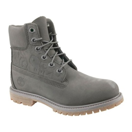 Sapatos Timberland 6 In Premium Boot W A1K3P cinza