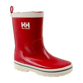 Sapatos Helly Hansen Midsund Jr 10862-162 vermelho