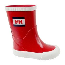 Sapatos Helly Hansen Nordvik Jr 11200-110 vermelho