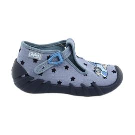Sapatos infantis cor de befado 110P345