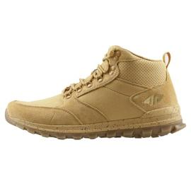 Sapatos de inverno 4F M D4Z19-OBMH200 83S marrom
