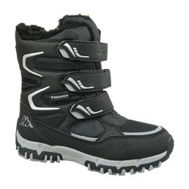 Sapatilhas Kappa Great Tex Boot Jr 260558T-1115 preto