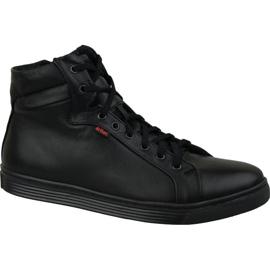 Sapatos Lee Cooper M LCJP-19-532-041 preto