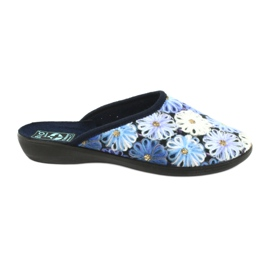 Chinelos chinelos 3D Adanex 24192 azul marinho