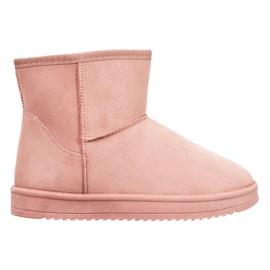 SDS Mukluki em pó -de-rosa