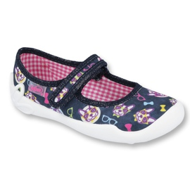 Calçado infantil Befado 114X359