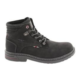 American club sapatos masculinos RH35 preto