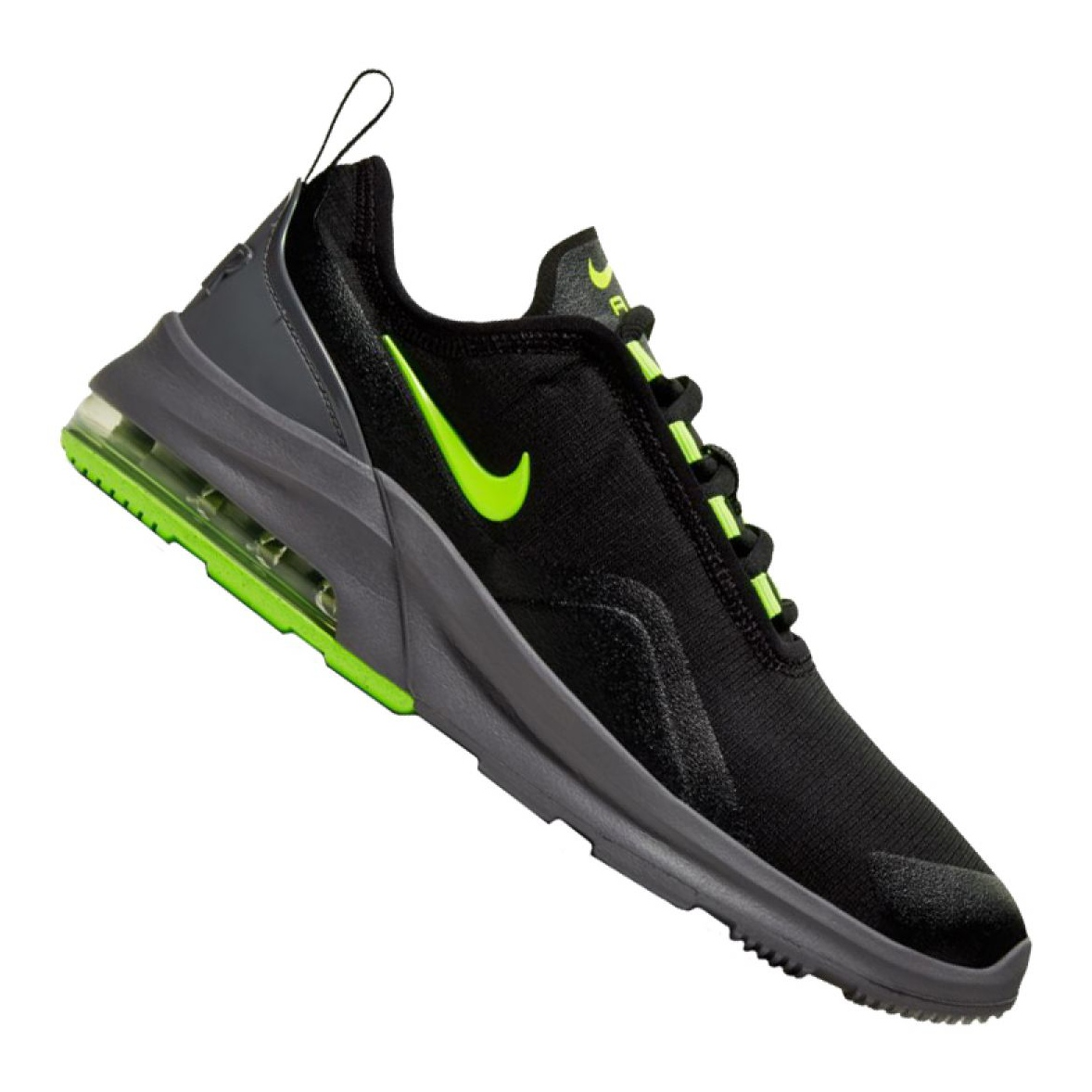 Sapatilhas Nike Air Max Motion 2 Gs Jr AQ2741 011 preto