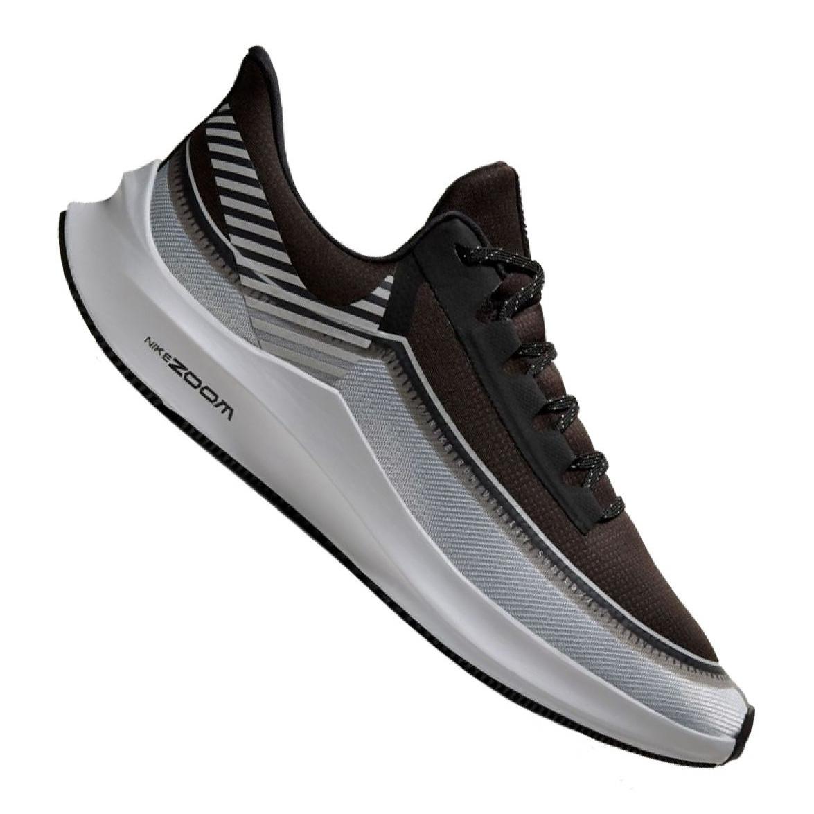 Tênis Nike Zoom Winflo 6 Shield M BQ3190 001 preto