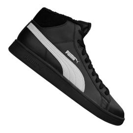 Sapatilhas Puma Smash V2 Mid L Fur Jr 366895-05 preto
