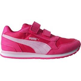 Sapatilhas Puma St Runner v2 Nl V Ps Jr 365294 12 -de-rosa