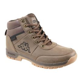 Sapatos Kappa Bright Mid Light M 242075-5050 marrom