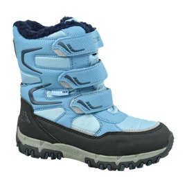 Botas de inverno Kappa Great Tex Jr 260558T-6467 azul