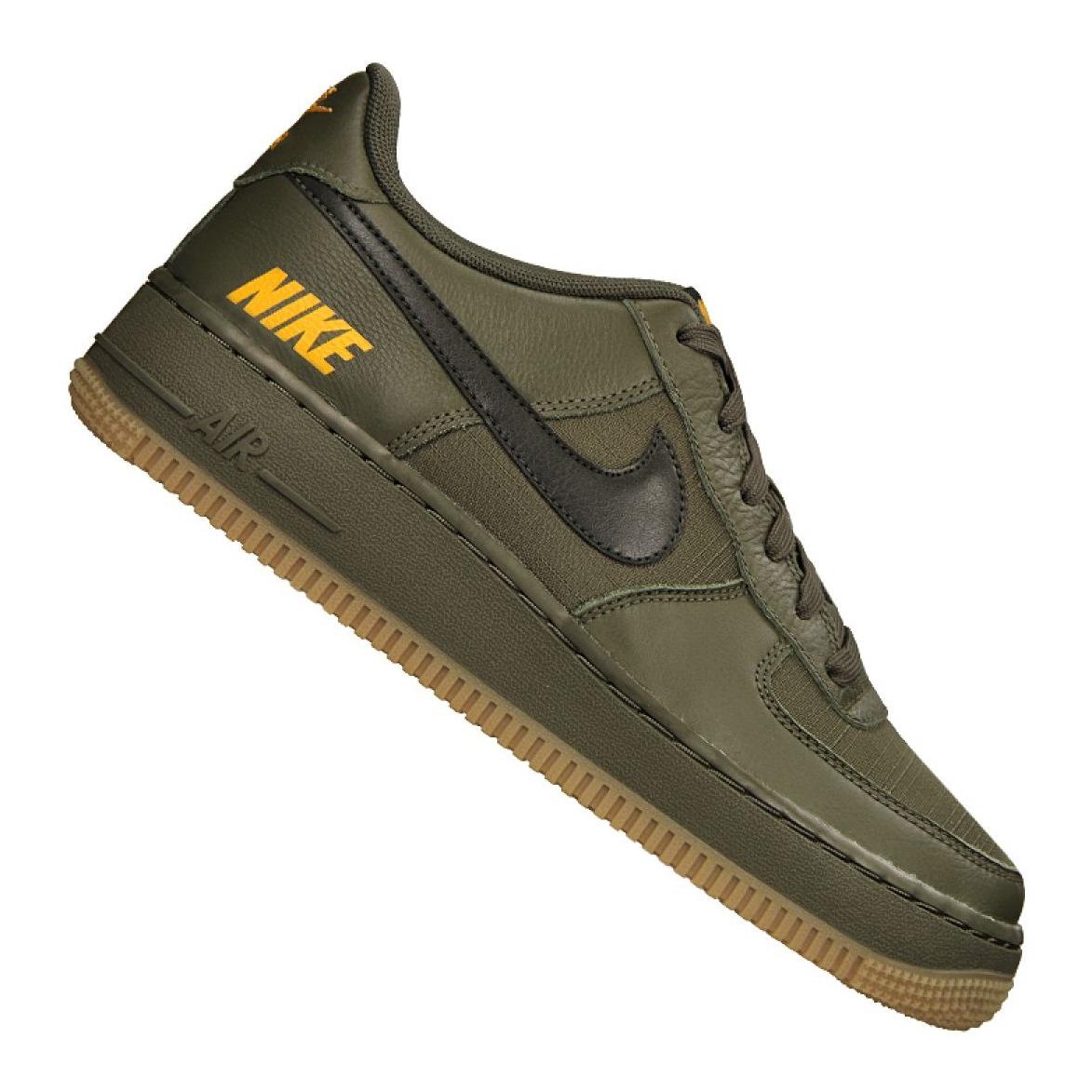 Sapatilhas Nike Air Force 1 LV8 5 (GS) Jr CQ4215 200 verde