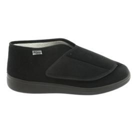 Sapatos femininos Befado 071D001 preto