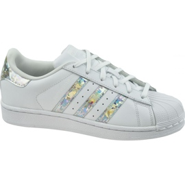 Adidas Originals Superstar Jr F33889 sapatos branco