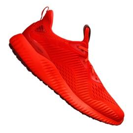 Sapatos Adidas Alphabounce Em M BW1202 vermelho