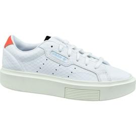 Sapatos Adidas Sleek Super W EF1897 branco branco