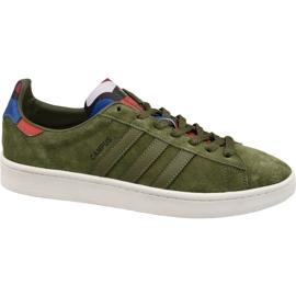 Sapatos Adidas Campus M BB0077 verde