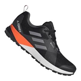 Adidas sapatos Terrex Two Gtx M EF1437 preto