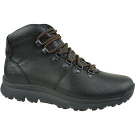 Sapatos Timberland World Hiker Mid M A211J preto