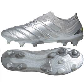 Chuteiras de futebol Adidas Copa 20.1 Fg M EF8316 prata