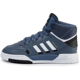 Sapatos Adidas Originals Drop Step Jr EE8757 marinha