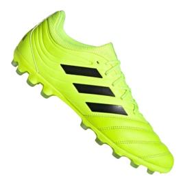 Chuteiras de futebol Adidas Copa 19.3 Ag Ig M EE8152 amarelo amarelo