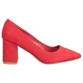 Seastar Bombas elegantes vermelho