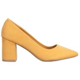 Seastar Bombas elegantes amarelo