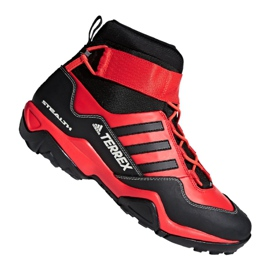 Sapatos de trekking Adidas Terrex Hydro Lace M CQ1755 preto