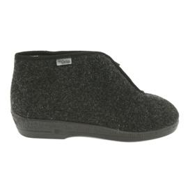 Sapatos femininos Befado pu 041D048 marrom