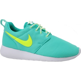 Sapatilhas Nike Roshe One Gs W 599729-302 azul