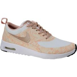 Sapatilhas Nike Air Max Thea Print Gs W 834320-100 marrom