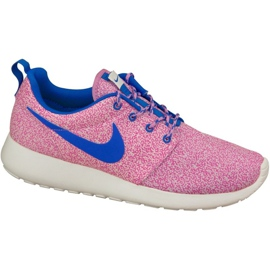 Sapatos Nike Rosherun Print W 599432-137 -de-rosa