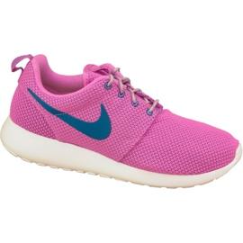 Sapatos Nike Rosherun W 511882-502 -de-rosa