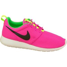 Sapatilhas Nike Rosherun Gs W 599729-607 -de-rosa