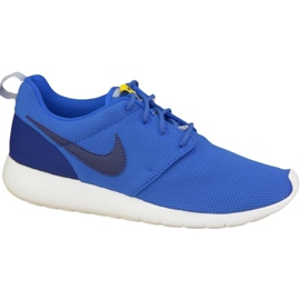 Sapatilhas Nike Roshe One Gs W 599728-417 azul