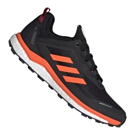 Sapatos Adidas Terrex Agravic Flow M G26103 preto