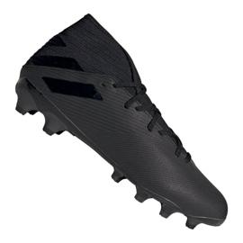 Sapatos Adidas Nemeziz 19.3 Mg M EF8874 preto preto