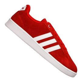 Sapatos Adidas Cloudfoam Adventage M BB9597 vermelho