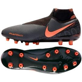 Chuteiras de futebol Nike Phantom Vsn Elite Df Ag Pro M AO3261-080 preto