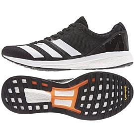 Adidas adizero Boston 8 m M G28861 tênis de corrida preto