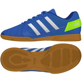 Adidas sapatos Indoor Sala Jr FV2632 azul azul