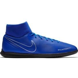 Chuteiras de futebol Nike Phantom Vsn Club Df Ic M AO3271 400 azul azul