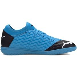 Sapatos de interior Puma Future 5.4 It M 105804 01 azul azul