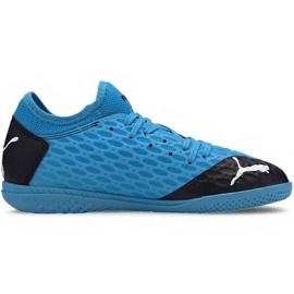 Sapatos de interior Puma Future 5.4 It Jr 105814 01 azul