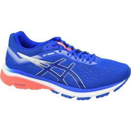 Asics GT-1000 7 M 1011A042-405 sapatos azul