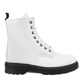 Botas brancas isoladas DJH01-1 branco